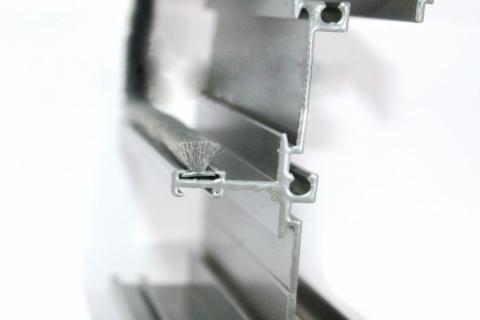 Phớt nỉ cửa nhôm đế 5.8mm TGL 5880 3PJ